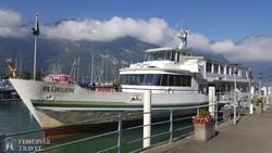 hajókirándulás a Vierwaldstatti-tavon