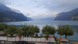 a norvég fjordokra emlékeztető Vierwaldstatti-tó