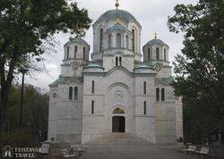 Topola: a Szent György-templom