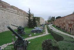 Belgrád: a Kalemegdan-erőd, az egykori nándorfehérvári vár
