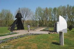 a Zentai csata emlékparkja