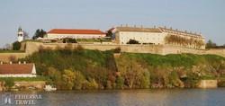 Újvidék jelképe, a Péterváradi erőd