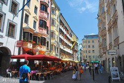 Innsbruck, a tiroli főváros