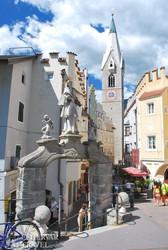 Brixen óvárosa – részlet
