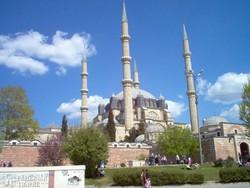 Edirne – a Selimiye-dzsámi