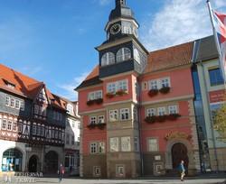 Eisenach régi városházája