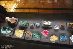 Freiberg: a Terra Mineralia – részlet