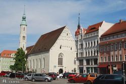 Görlitz – a Szentháromság-templom