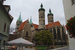 Naumburg – a középkori dóm