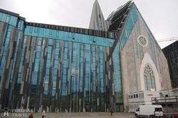 Lipcse – a modern egyetemi templom
