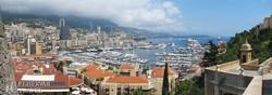 Monte-Carlo jachtkikötője