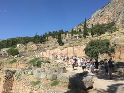 Delphoi, az ősi jóshely – részlet