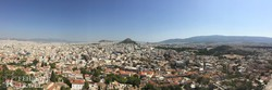 Athén látképe az Akropoliszról