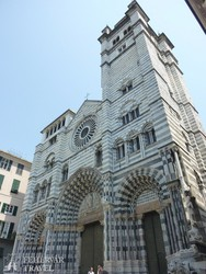 Genova: a San Lorenzo-bazilika