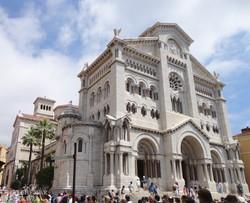 Monaco katedrálisa