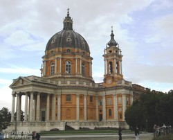 a Torino melletti Superga-bazilika