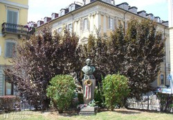 a torinói Kossuth-szobor