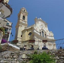 Cervo: a Szent János-templom
