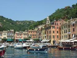 Portofino, az Olasz Riviéra gyöngyszeme