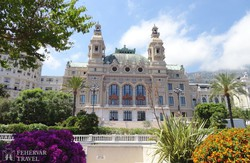 a Casino de Monte-Carlo épülete