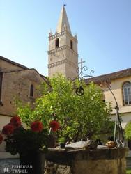 Taggia: a San Domenico-kolostor – részlet