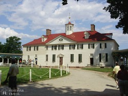 Mount Vernon – a Washington család egykori birtoka