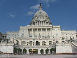 a Capitolium épülete Washington D.C.-ben