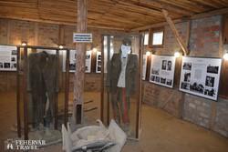 a recski Nemzeti Emlékpark kiállítása (részlet)