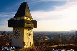 Graz jelképe – az Óratorony