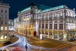 a híres bécsi operaház épülete