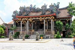 a kínai Khoo klán Pazar székháza Georgetownban