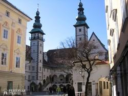 Klagenfurt – a tartományi székház