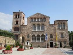 Thesszaloniki – a Szt. Demeter-bazilika