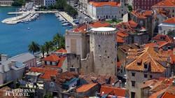 pillantás Split óvárosára