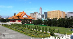 Tajpej – a Csang Kaj-sek emlékpark