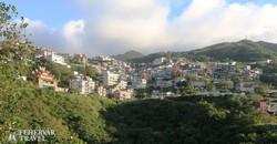 Jiufen – a hegyoldalba épült aranyásó város