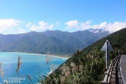 az óceáni út Hualien felé