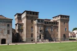 Mantova: a hercegi palota – részlet