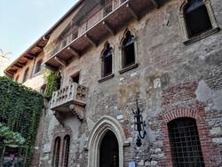 Júlia háza Veronában