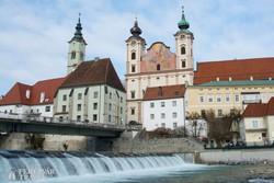Steyr – a történelmi látnivalókban gazdag város