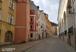 Görlitz – hangulatos utcarészlet