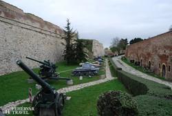 Belgrád: a Kalemegdan-erőd