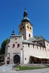 Besztercebánya középkori gyöngyszeme, a Barbakán