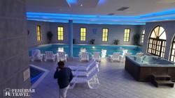 az Erzsébet Park Hotel Parádfürdőn