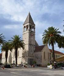 Trogir: a Szent Domonkos-templom