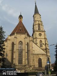 Kolozsvár egyik híres magyar emléke – a Szent Mihály-templom