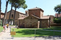 Ravenna – Galla Placidia mauzóleum