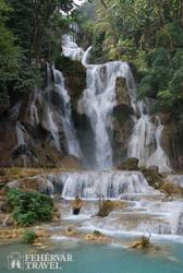 a Kuangsi vízesések – részlet