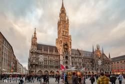 München: az Új Városháza