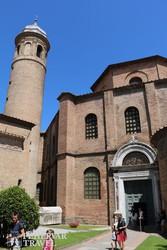 Ravenna – a San Vitale templom